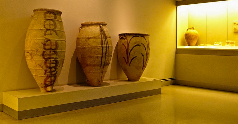 The Museum of Prehistoric Thera