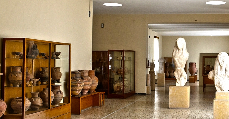 The Archaeological Museum